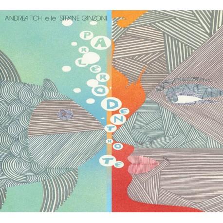 ANREA TICH E LE STRANE CANZONI (LP)