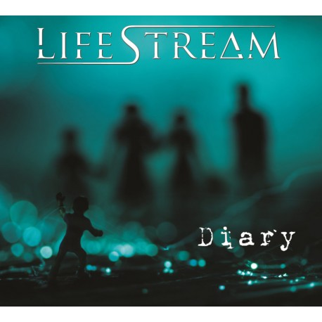 LIFESREAM - DIARY (CD)