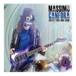 MASSIMO CANFORA - CREATE YOUR OWN SHOW (CD)