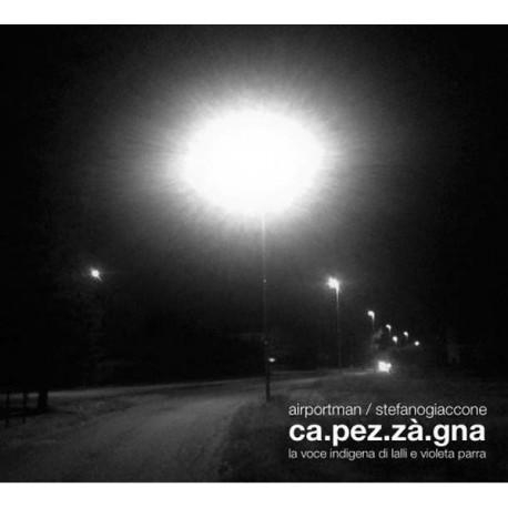 AIRPORTMAN - STEFANO GIACCONE - CA.PEZ.ZA.GNA (CD)