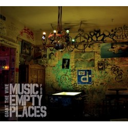 GIANT THE VINE - MUSIC FOR EMPTY PLACES (CD)