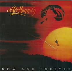 AIR SUPPLY - NOW AND FOREVER  (LP)