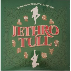 JETHRO TULL - 50th ANNIVERSARY COLLECTION (LP)