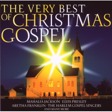 VARIOUS ARTISTS - THE VERY BEST OF CHRISTMAS GOSPEL (CD)