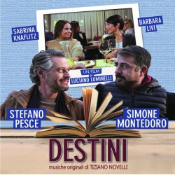 O.S.T. -TIZIANO NOVELLI-  DESTINI (CD)