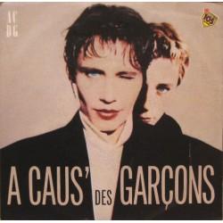 A CAUS' DES GARCONS - A CAUS' DES GARCONS