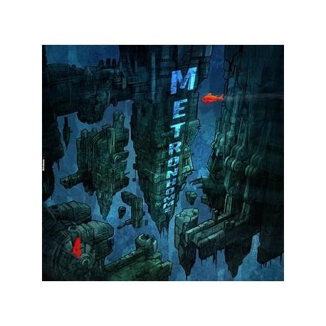 "METRONHOMME -""4"" (LP)"