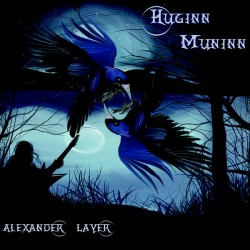 ALEXANDER LAYER - HUGINN MUNINN (CD)