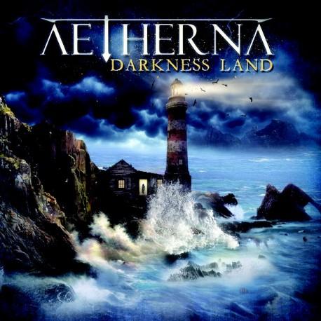 AETHERNA - DARKNESS LAND (CD)