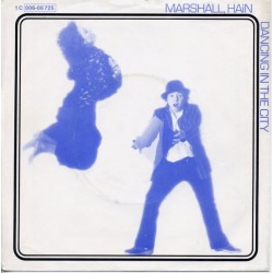 "MARSHALL HAIN - DANCING IN THE CITY (7"")"