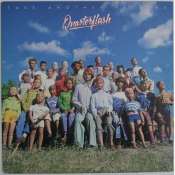 QUARTERFLASH - TAKE ANOTHER PICTURE (LP)
