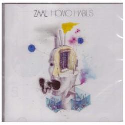 ZAAL - HOMO HABILIS  (CD)
