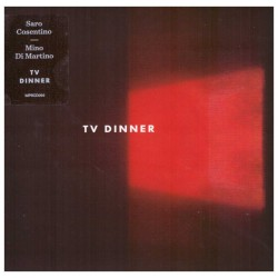 COSENTINO SARO-DI MARTINO MINO - TV DINNER  (CD)