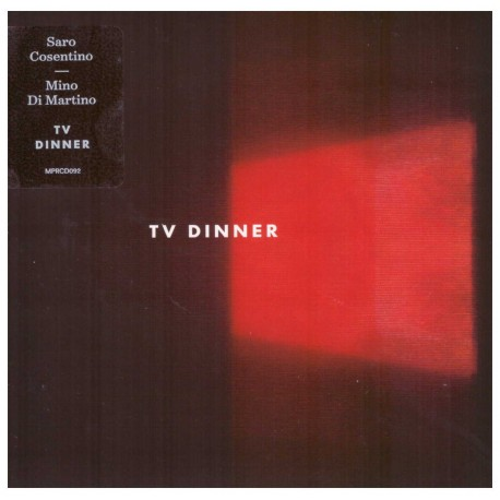 COSENTINO SARO-DI MARTINO MINO - TV DINNER  (CD)
