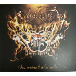 VERDE LAURO - SON ANIMALI AL MONDO (CD)