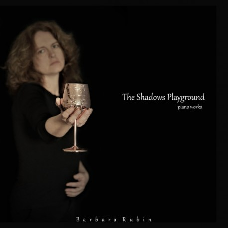 BARBARA RUBIN - THE SHADOWS PLAYGROUND  (CD)
