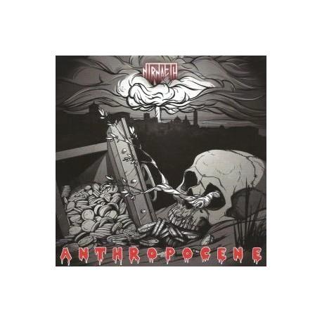 NIRNAETH - ANTHROPOGENE (CD)