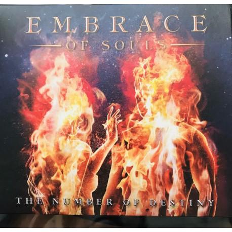 EMBRACE OF SOULS - NUMBER OF DESTINY  (CD)