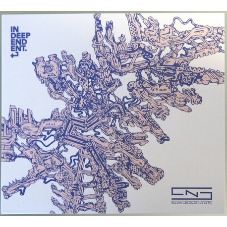 ENDLESS NINE - INDEEPENDENT  (CD)