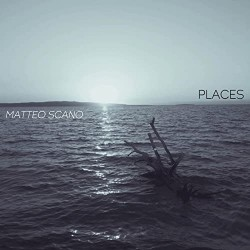 MATTEO SCANO - PLACES  (CD)