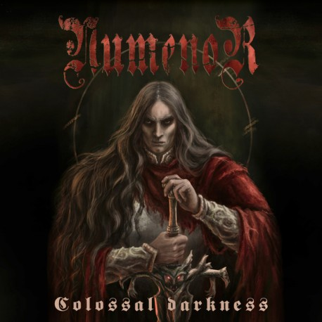 NUMENOR - THE COLOSSAL DARKNESS  (CD)