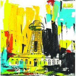 ALIAS - THE SECOND SUN  (CD)
