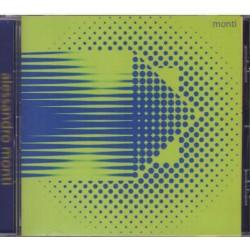 ALESSANDRO MONTI  - MONTI  (CD)