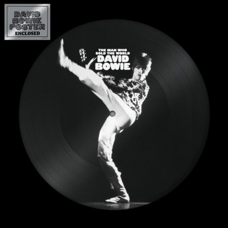 DAVID BOWIE  - THE MAN WHO SOLD THE WORLD -PICTURE-  (LP)