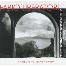 FABIO LIBERATORI - THE ASIMOV ASSEMBLY (CD)