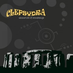 CLEPSYDRA - SECOND ERA OF STONEHENGE  (CD)