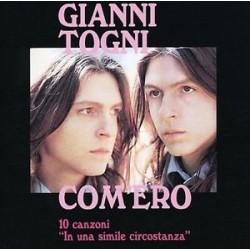 GIANNI TOGNI - COM'ERO-10 CANZONI IN UNA SIMILE CIRCOSTANZA (CD)