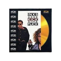 INXS - KICK THE VIDEO FLICK (LASER DISC)