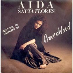"AIDA SATTA FLORES - CROCE DEL SUD (VINYL 7"")"