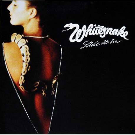 WHITESNAKE - SLIDE IT IN LTD EDIT (COLOR VINYL LP)