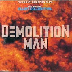 O.S.T. - DEMOLITION MAN