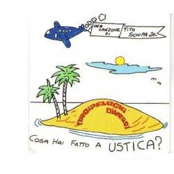 ARCIPELAGHI DIVERSI - COSA HAI FATTO AD USTICA (CD single)