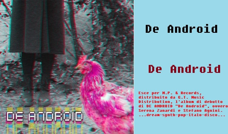 DE ANDROID - DE ANDROID (CD)